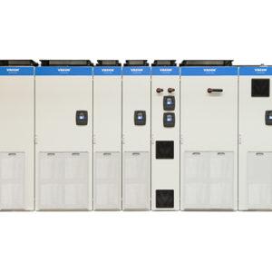 Vacon® NXP System Drive – branża metalowa, nawijarki, systemy dźwigów