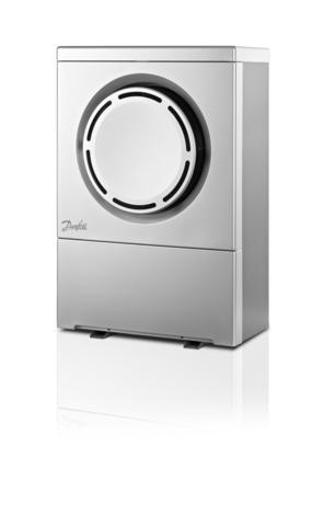 modulowaną prędkość obrotową wentylatora. Fabrycznie wykonany układ chłodniczy posiada elektroniczny zawór rozprężny pozwalający maksymalizować efektywność urządzenia. Rozwiązanie idealne zarówno do nowobudowanych jak i do modernizowanych obiektów. Możliwość pracy w kaskadzie do 36 kW. Dostępne w wariantach: MINI: pompa ciepła z jednostką sterującą. MIDI: pompa ciepła z jednostką sterującą