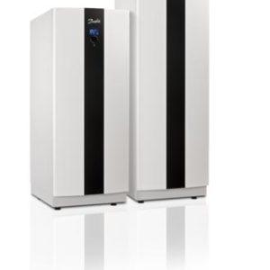 co pozwala generować dodatkowe oszczędności w stosunku do tradycyjnych rozwiązań. Instalując pompę ciepła DHP-L Opti można zaoszczędzć nawet 70% kosztów ogrzewania. Nowoczesna sprężarka spiralna zaprojektowana specjalne dla pompy ciepła jest wydajna
