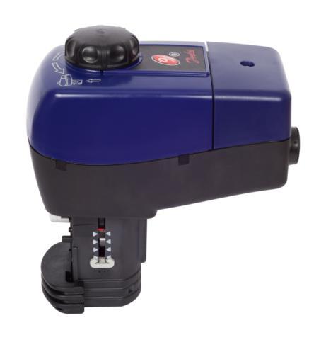 AME 55 QM dla średnic od DN 125 do DN 150 oraz AME 85 QM dla średnic DN 200 do DN 250.