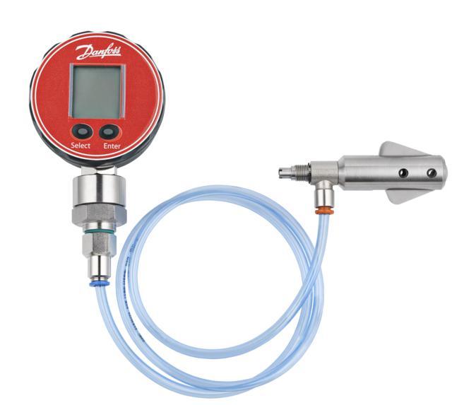 zapewniający precyzyjną kontrolę temperatury i automatyczne równoważenie hydrauliczne. Wbudowany automatyczny regulator różnicy ciśnień utrzymuje stałe ciśnienie na zaworze regulacyjnym. Zawór Dynamic Valve™ jest niezależny od zmian ciśnienia