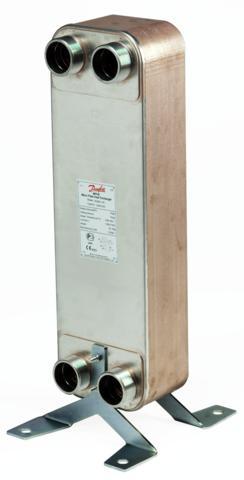płytowe wymienniki ciepła zaprojektowane do układów ciepłowniczych charakteryzują się wysoką sprawnością przewodzenia ciepła. Mogą być stoswane do układów ogrzewania i ciepłej wody użytkowej