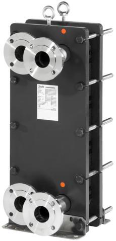 jednostopniowe płytowe wymienniki ciepła skręcane zostały zaprojektowane do stosowania w układach ciepłowniczych. Charakteryzują się wysoką sprawnością przewodzenia ciepła. Są odpowiednie do układów ogrzewania i ciepłej wody użytkowej specjalnie tam gdzie wymagane jest czyszczenie. Mogą być również stosowane w układach wentylacji