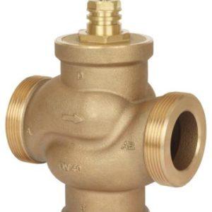 zapewniają wysokiej jakości regulację i oszczędne rozwiązania w układach z wodą gorącą i wodą lodową.