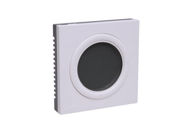 z możliwością podłączenia czujnika temperatury podłogi BasicPlus2 WT-DR – funkcjonalnie jak termostat