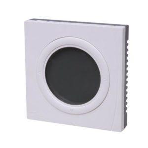 wskaźnik zasilania i aktywnego wyjścia sterującego BasicPlus2 WT-D - termostat z wyświetlaczem
