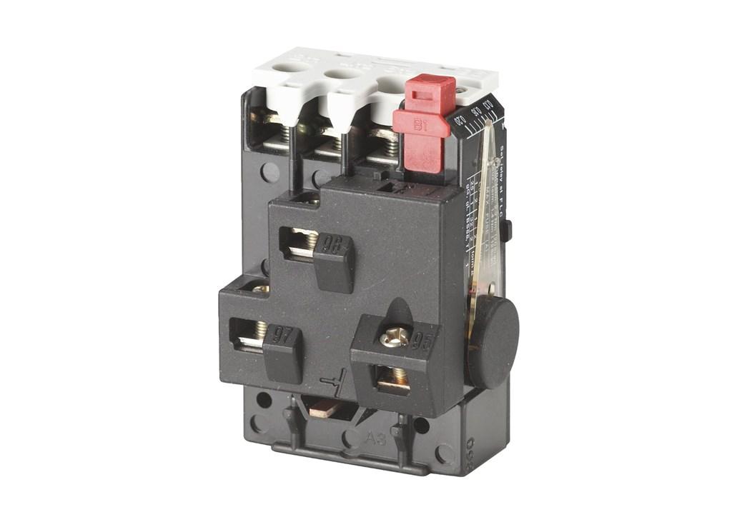 TI C (seria 16-30), Przekaźniki termiczne