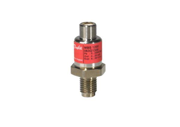 MBS 1200, przetworniki ciśnienia do hydrauliki siłowej