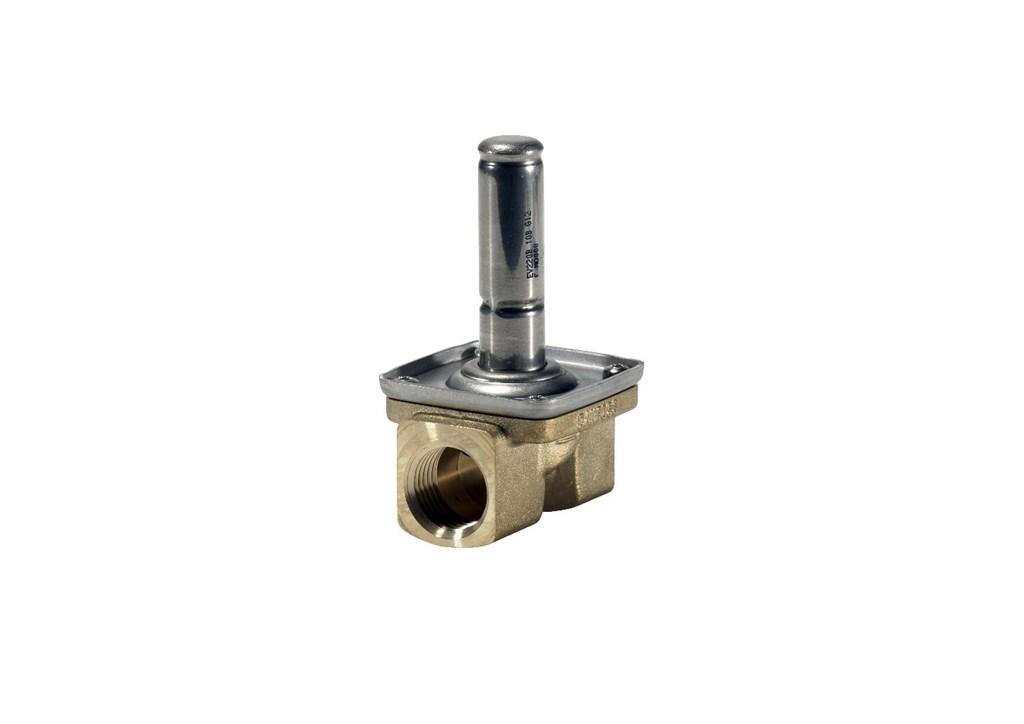 EV220B (seria 6-22), zawory elektromagnetyczne 2/2-drożne z serwosterowaniem