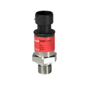 MBS 1200, przetworniki ciśnienia z tłumikiem pulsacji do hydrauliki siłowej
