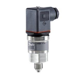 MBS 1750, przetworniki ciśnienia z tłumikiem pulsacji do ogólnych zastosowań przemysłowych