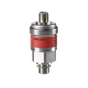MBS 3050, przetworniki ciśnienia z tłumikiem pulsacji do ogólnych zastosowań przemysłowych