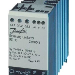 RCI, Styczniki rewersyjne (nawrotne) CI-tronic™