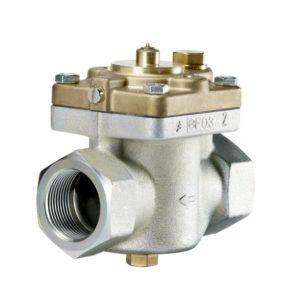 WVTS, zawory termostatyczne do wody chłodzącej
