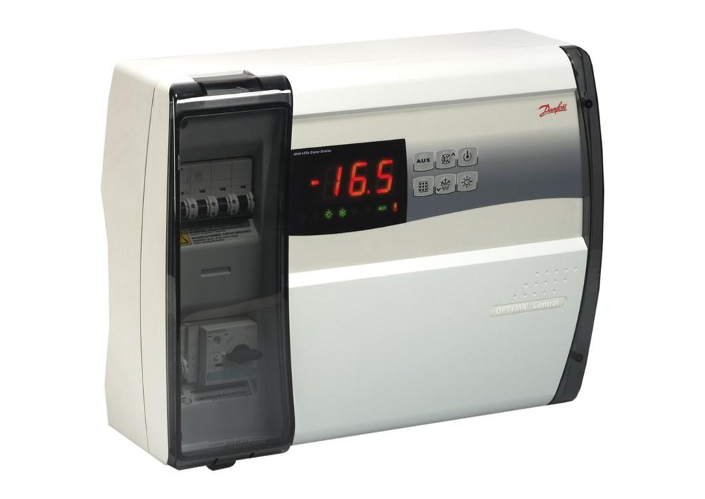 energooszczędnego zarządzania urządzeniem chłodniczym.