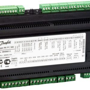 AK-PC 560, regulator wydajności, sprężarka spiralna