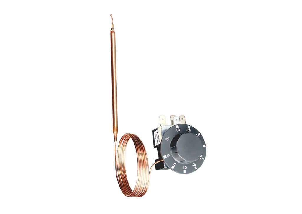 UT, uniwersalny termostat z miedzianą rurką kapilarną
