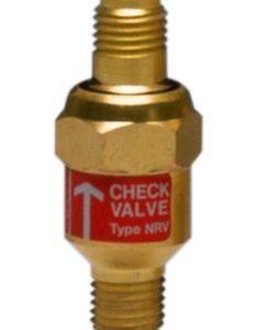 NRV, przyłącza śrubunkowe, przelotowe