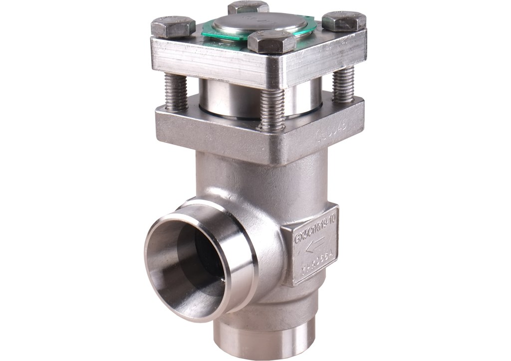 CHV-X SS 15-125, stop check valves in stainless steel