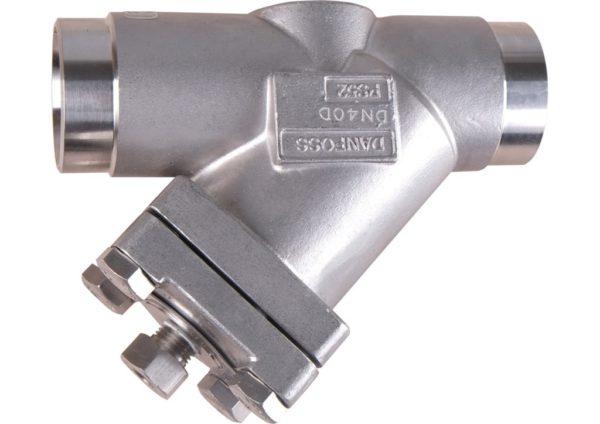 FIA-SS 15-200, filtry ze stali nierdzewnej
