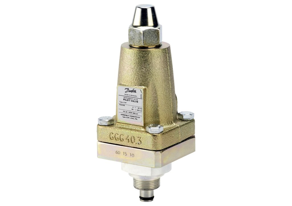 CVP (LP) / CVP (HP) / CVP (XP) zawór pilotowy stałego ciśnienia
