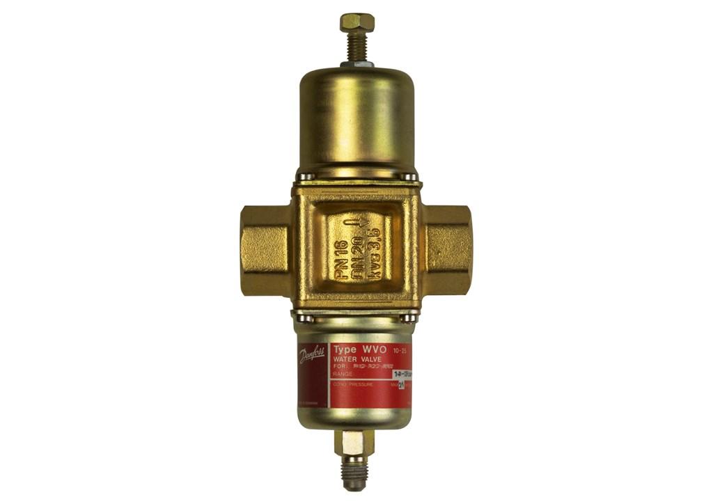 WVO, regulator ciśnienia zawór wodny