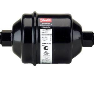 DML, filtr odwadniacz, przyłącza śrubunkowe