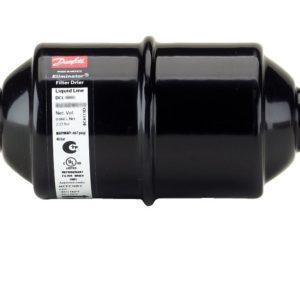 DCL, filtr odwadniacz, przyłącza miedziowane lutowane