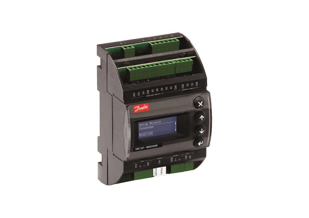 AKV/A- via 24 AC Pulse-Width Modulating output. Data communication