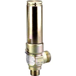 SFV 20-25 T, standardowa nastawa ciśnienia, z certyfikatem TÜV