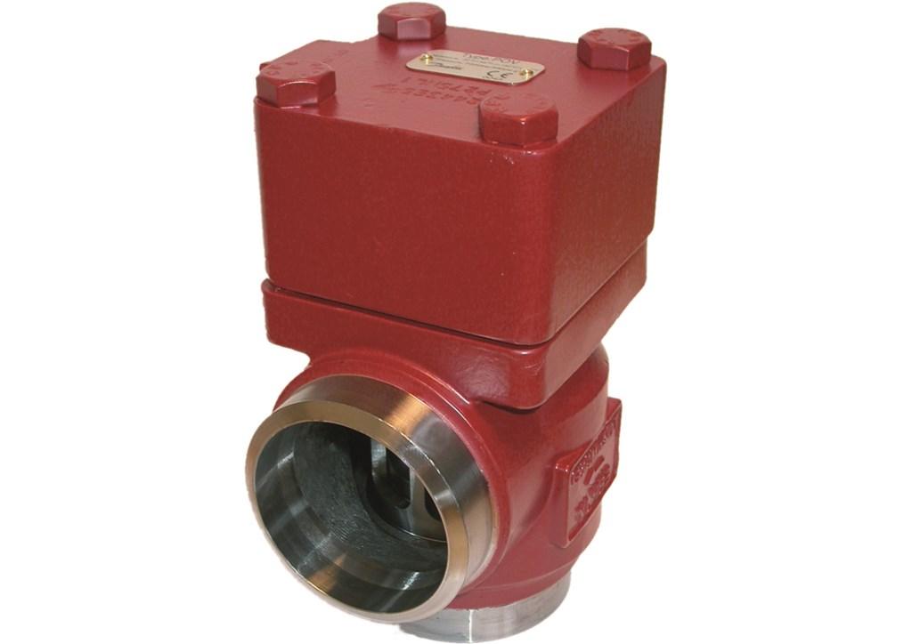 POV 600 – 2150, przyłącza spawane DIN