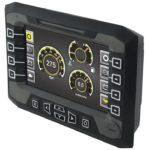 przecinek mozna wygodnie zmieniac za pomoca przycisków wewnatrz wyswietlacza Wyświetlacz zapewnia prosty i skuteczny odczyt ciśnienia lub temperatury w punkcie pomiaru.