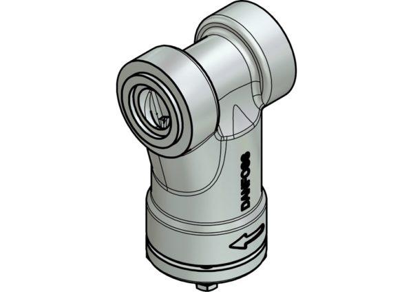 FA, filtr mechaniczny, nie zawiera kołnierzy