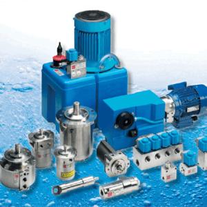 Komponenty wysokociśnieniowe do wody