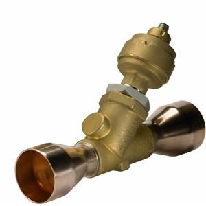 KVS, zawory do regulacji ciśnienia parowania