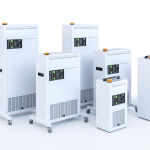 Sterylis VS - promieniowanie UV-C, generator ozonu o podwyższonej mocy