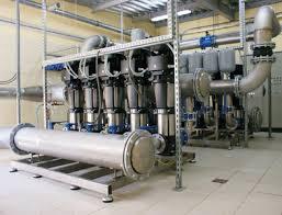 Instalacje pompowe / uzdatnianie wody / filtracja - miedum woda