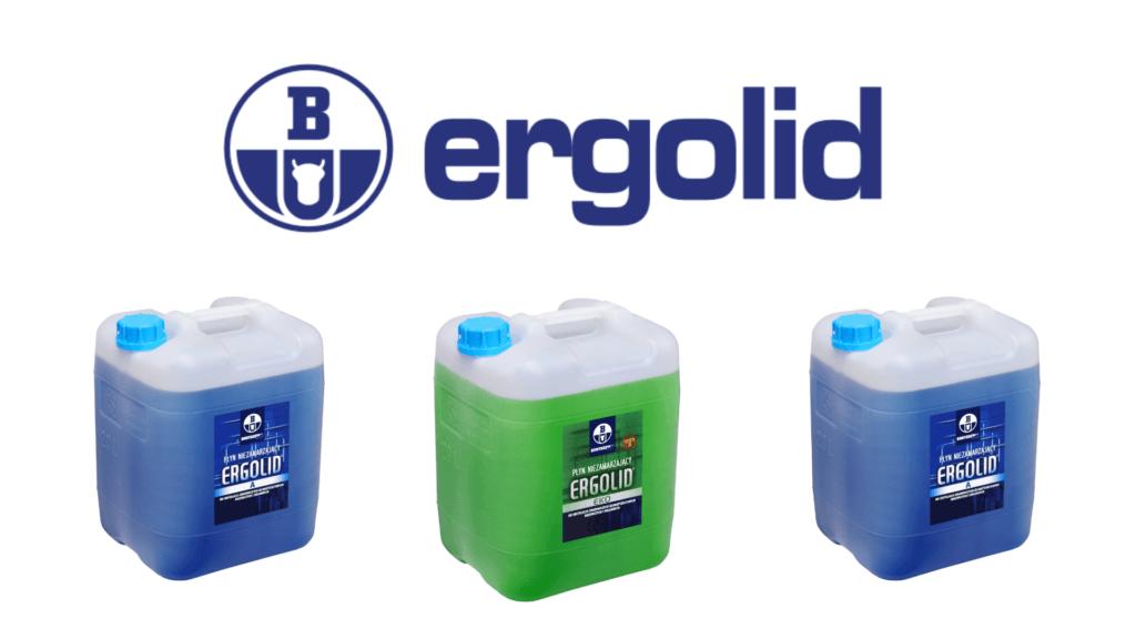 ergolid 1024x576 Promocyjna cena glikolu ERGOLID ECO  25 st C BORYSZEW