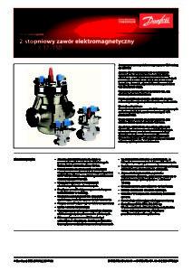 Dwustopniowy zawór regulacyjny ICLX pdf 212x300 Dwustopniowy zawór regulacyjny ICLX
