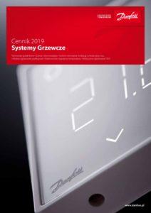 Danfoss Cennik Systemy Grzewcze 1.2019 pdf 212x300 Danfoss Cennik Systemy Grzewcze 1.2019