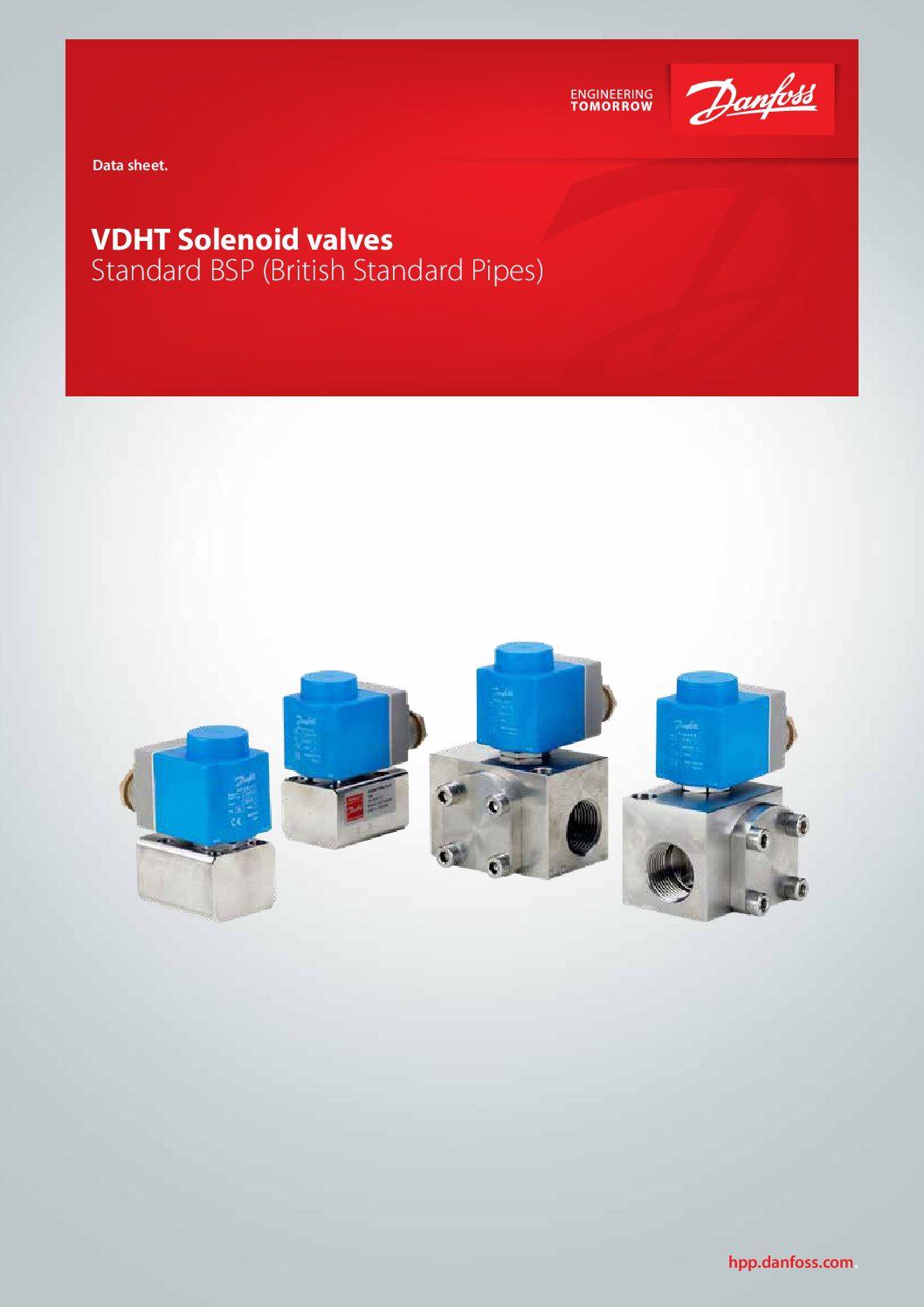 Elektrozawory VDHT mycie wysokociśnieniowe 2018 pdf 212x300 Elektrozawory VDHT mycie wysokociśnieniowe 2018